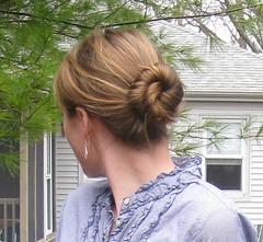 Librarian Hair