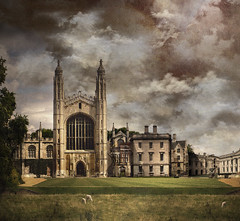 Cambridge II (by tinygdynamite)