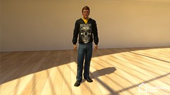 PlayStation Home: Male_Ironfist