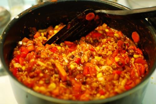 chili colorful