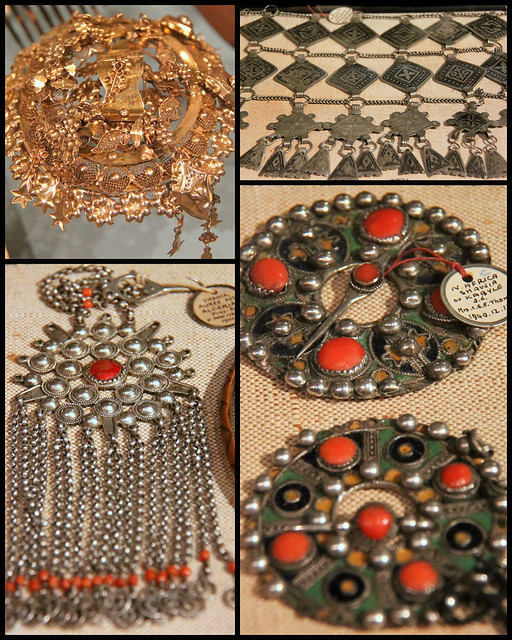 Jewellery - ethnic and tribal