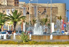 Fuente (Jocarlo) Tags: fuentes melilla murallas melillalavieja pwmelilla