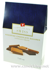 Chocolate Swiss Assorted Chocolate Squares