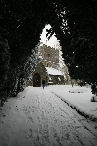 The Parish Church of St Margaret, St Margaret's-at-Cliffe