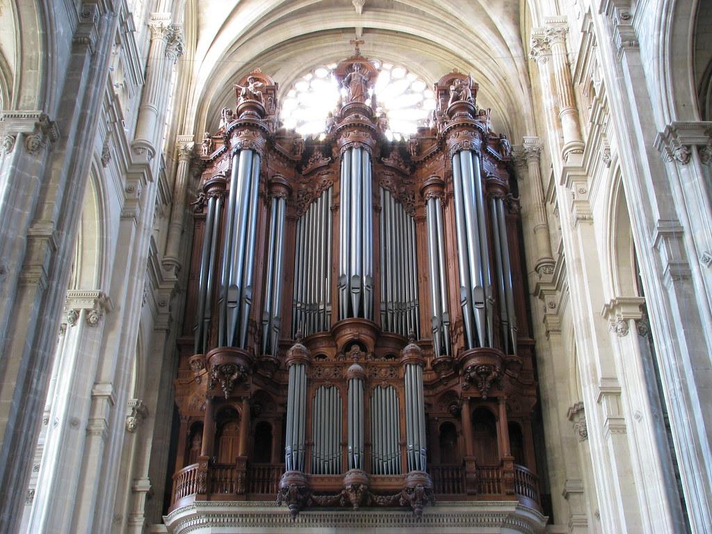La pratique de l'orgue 4232982555_e6cf6eab2d_b
