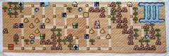 Mario Map World 2 (Cross-stitch ninja) Tags: crossstitch embroidery videogames supermario geekcraft