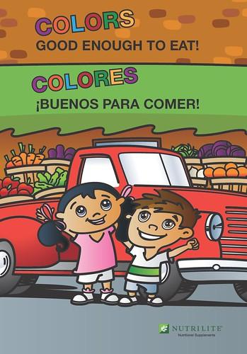 Nutrilite Kids Coloring Book