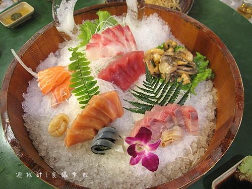 新東南海鮮生魚片