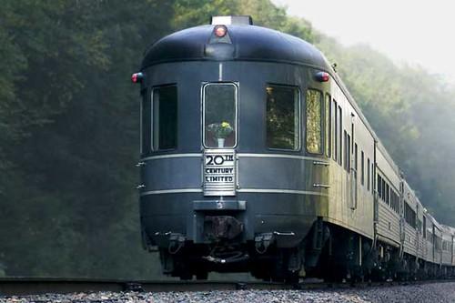 Private Rail Car - Hickory Creek
