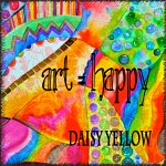Art makes me happy @ Daisy Yellow