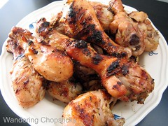 Ga Nuong Xa (Vietnamese Grilled Chicken with Lemongrass) 1