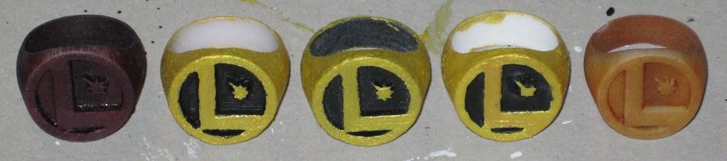 Legion Flight Rings