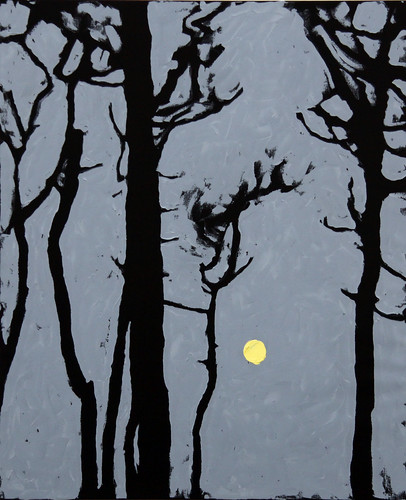 ... und Nacht im Wald