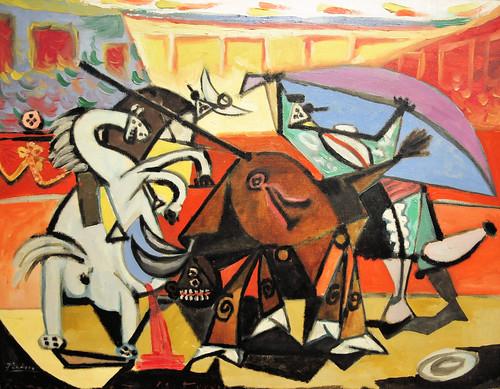 Bullfight 1934  4301468517_bd3c8fb062