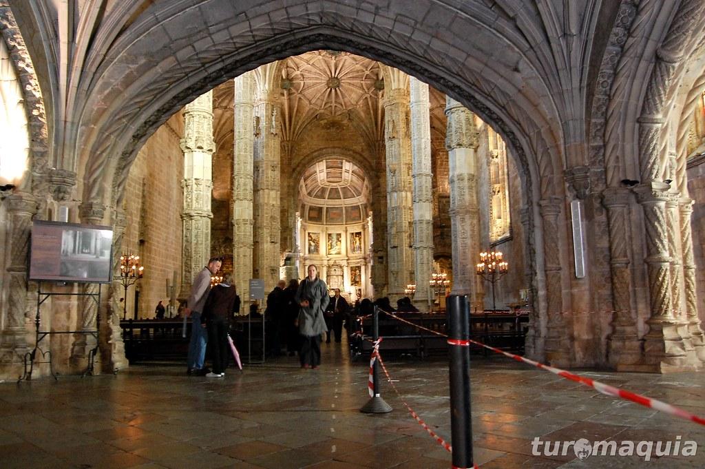 Mosteiro dos Jerônimos - Igreja