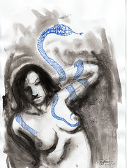 Snake Girl from Poppycock