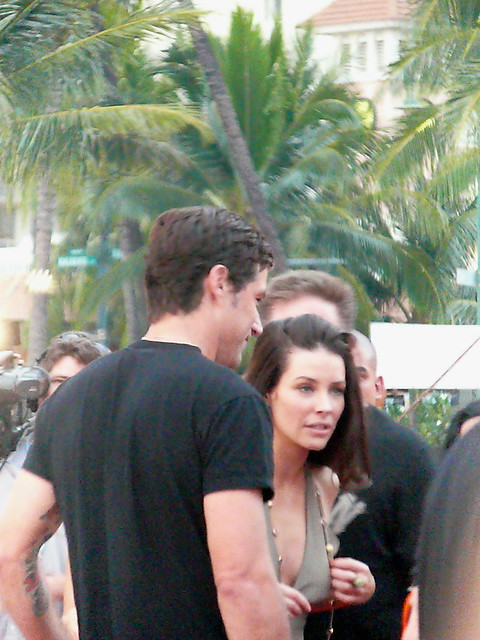 Matthew Fox and Evangeline Lilly by falsemaria