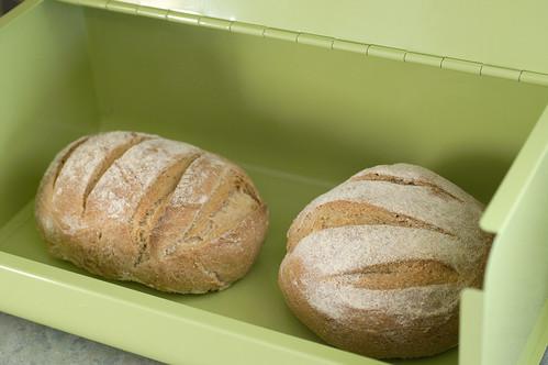 new bread for box