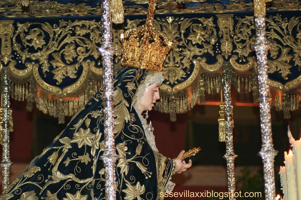 Nuestra Señora de la Estrella. Domingo de Ramos 2009