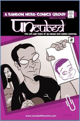 screenshot: PCW / UNcubed Sampler #2 back cover