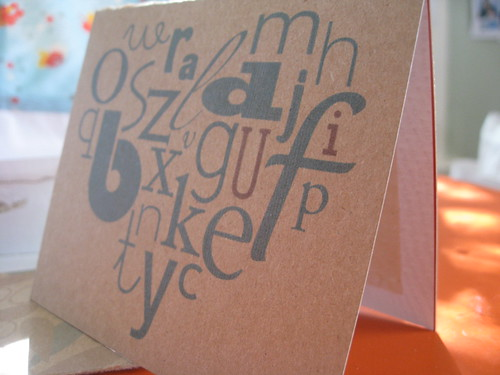 Love Letters printable on cereal box