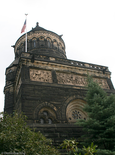Lakeview Cemetery Cleveland Garfield Memorial-6