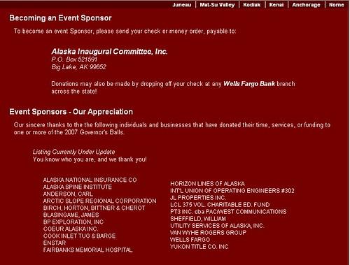 ak inaugural sponsors