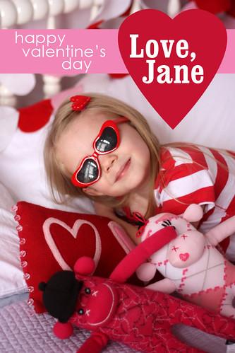 Jane's Valentine 2010