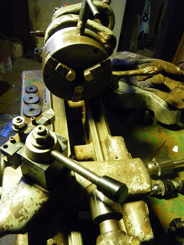 South Bend lathe model 415