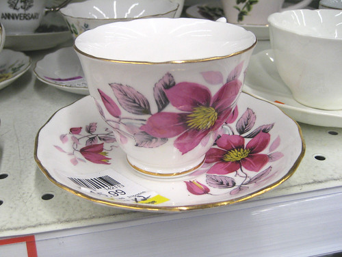 Lovely teacup