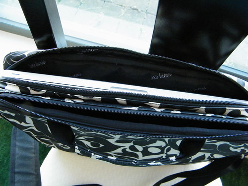 Echo Laptop Bag from Lexie Barnes