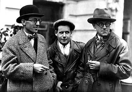 Burov and Corbusier