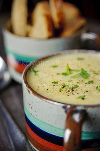 Onion & Mustard Soup