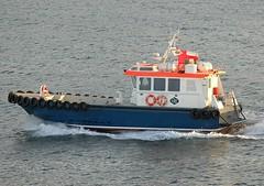 GAC Sharq (Gerry Hill) Tags: cruise harbor persian gulf harbour coastal gac oman pilot patrol seas brilliance sharq mutrah