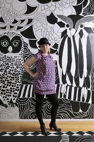 Lisa von gallery hanahou.