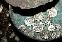 Hellenistic Coin Hoard Found in Syria