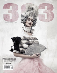 303 Magazine cover  Babak (BABAK photography) Tags: ice beauty fashion magazine hair photography photographer melanie victorian denver queen collection cover watson babak awards makingof fashionshoot katelyn 303 simkins babaked babakphotographer nahahair nahaeditorial