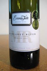 Evans & Tate 2007 Margaret River Merlot