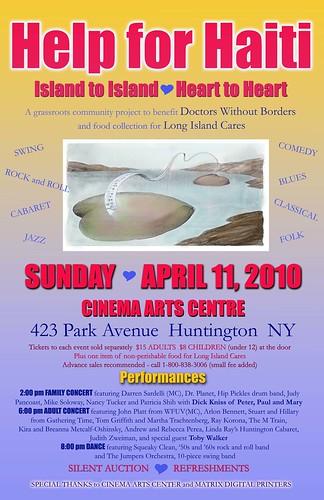 4/11/10 Haiti Fundraiser