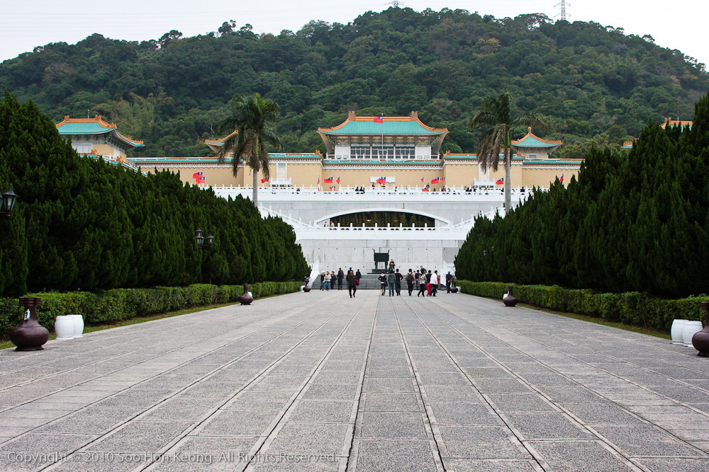 National Palace Museum @ Taipei, Taiwan