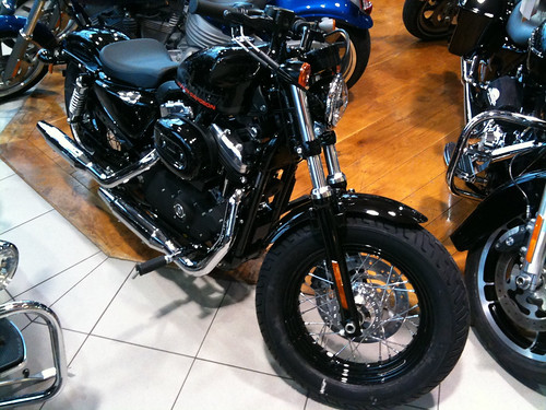 Harley Davidson Sportster 48. Harley-Davidson Sportster 48