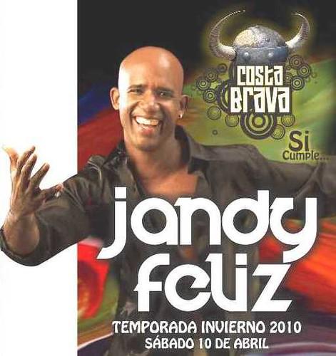 Jandy Feliz - Costa Brava