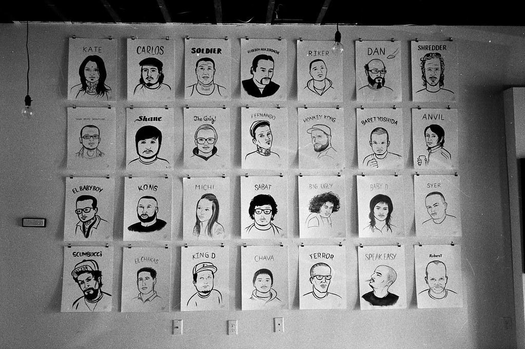 Surge's Faces