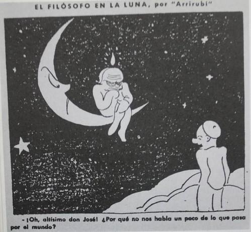 ortega en la luna