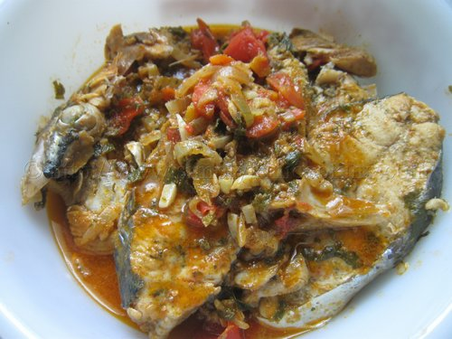 Image result for trinidadian fish stew