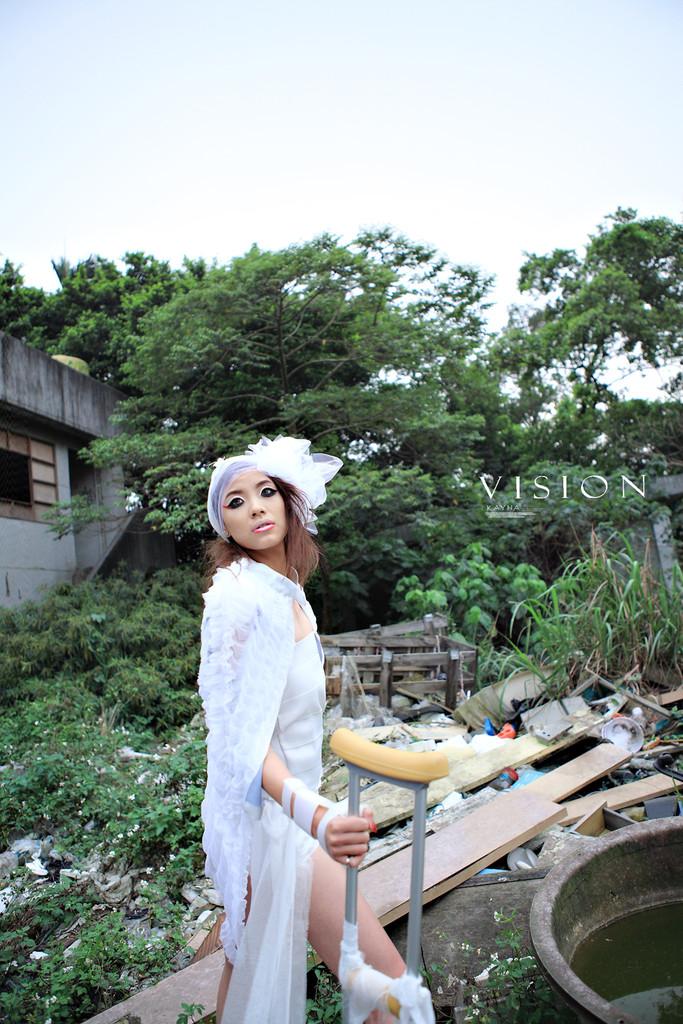 【Survivor 】-VISION