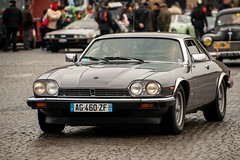 Jaguar (dprezat) Tags: jaguar england gb cars classic voitures automobiles collection vincennes nikond800 nikon d800 vincennesenanciennes