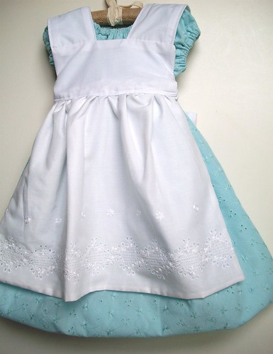 Alice Dress and Apron
