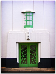 Hoover Factory, London (Metropol 21) Tags: london architecture 1930s lomo factory britain artdeco fauxlomo greenford perivale hooverbuilding streamlinemoderne wallisandgilbert