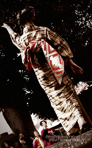 2010 Cherry Blossom Festival of Southern California - Main Stage - Kimono Fashion Show
